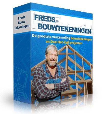 Freds Bouwtekeningen