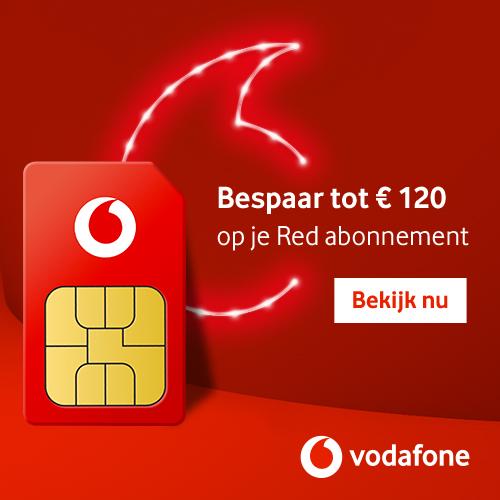 Vodafone Red !